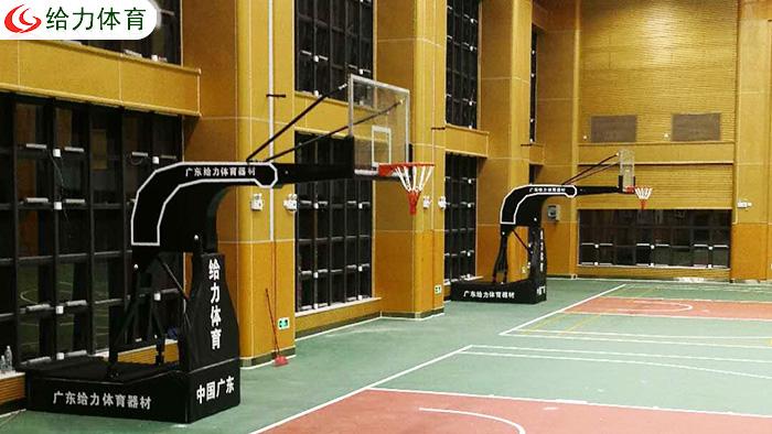 深圳学校篮球架