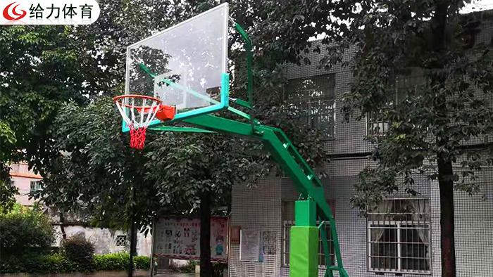 深圳移动篮球架厂家