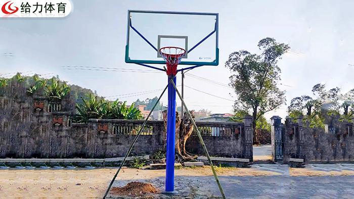 广州固定篮球架价格