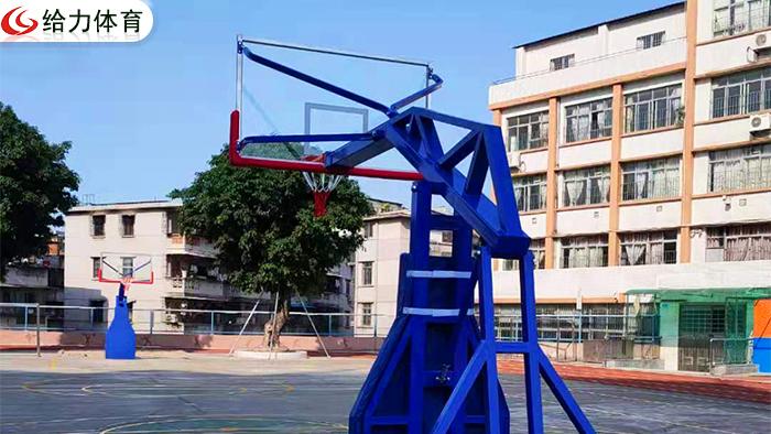 东莞移动篮球架