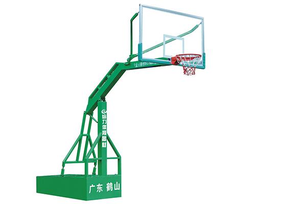 仿CBA箱式移动篮球架
