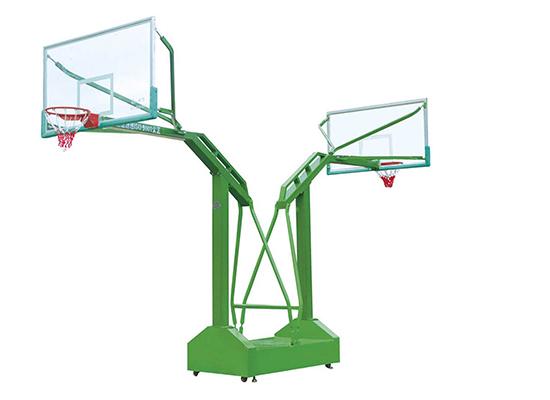 凹箱海燕式移动篮球架
