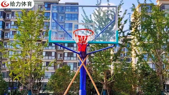 南宁固定篮球架厂家