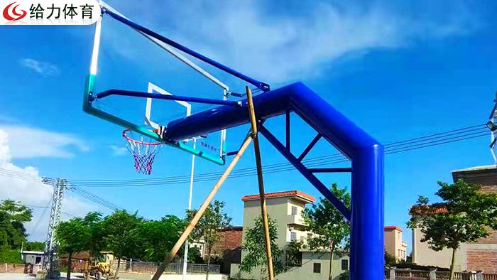 桂林户外篮球架