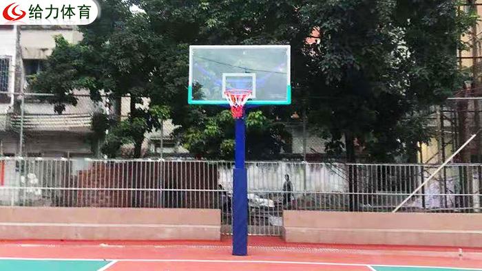 揭阳篮球架厂家