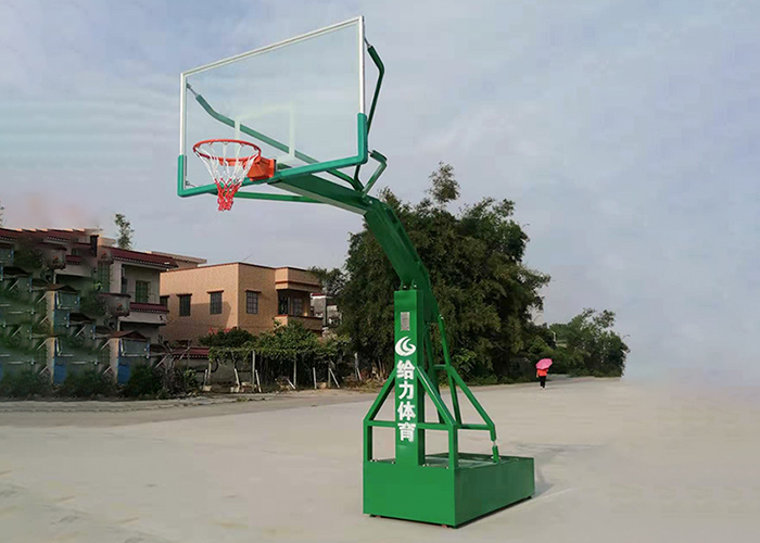 移动篮球架