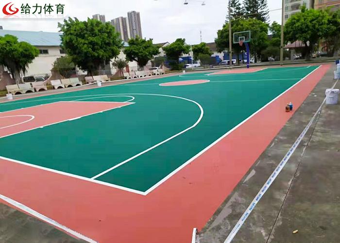广州篮球架