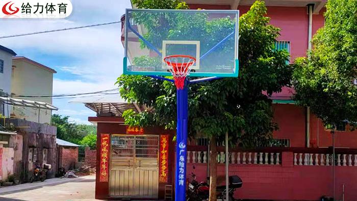 江门篮球架供应商