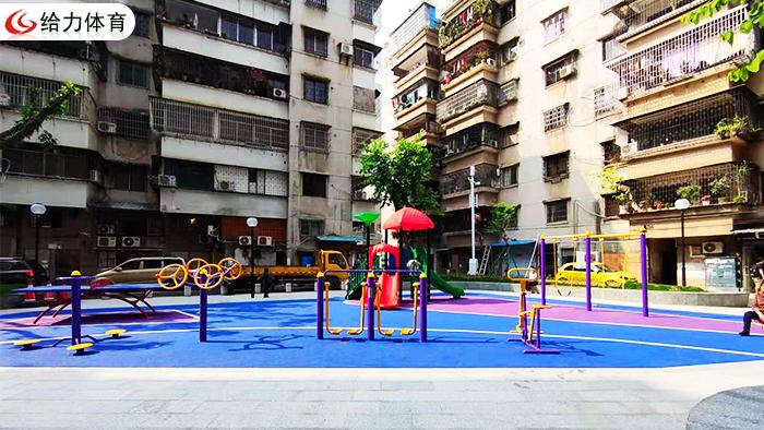 惠州公园健身器材厂家