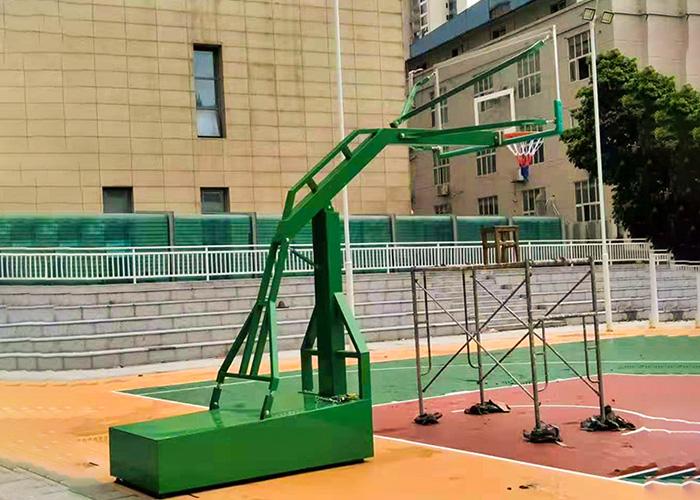 室外篮球架