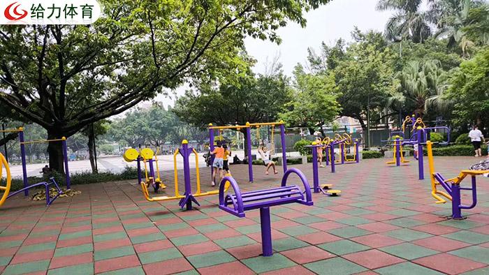 广州公园健身器材厂家