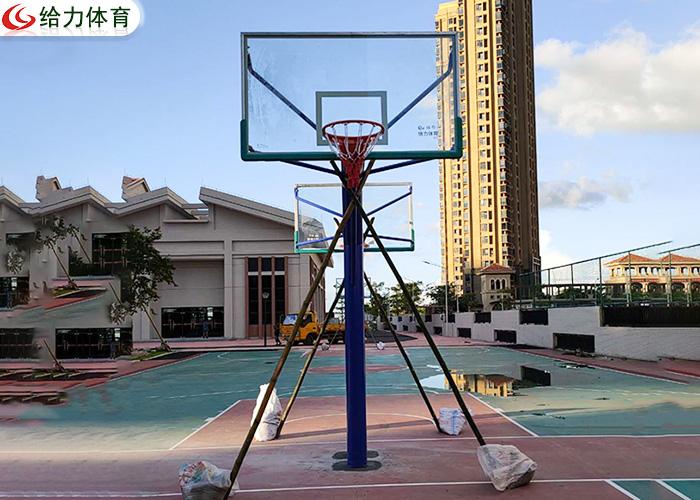 江门篮球架厂家