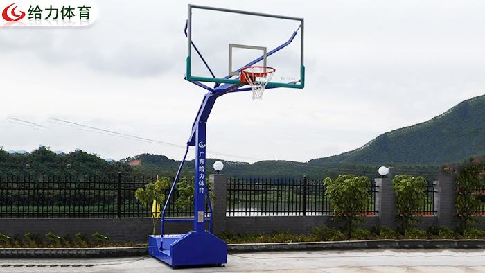 广州篮球架价格