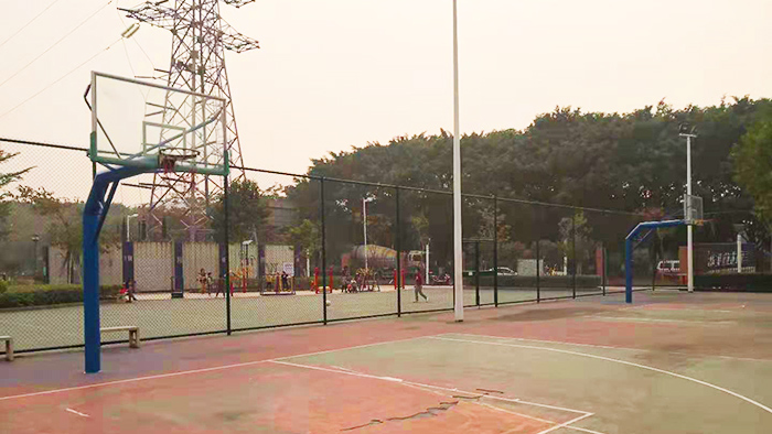肇庆固定篮球架