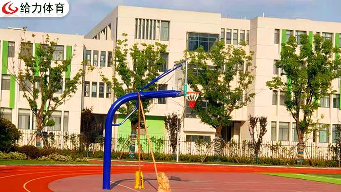 河源室外篮球架