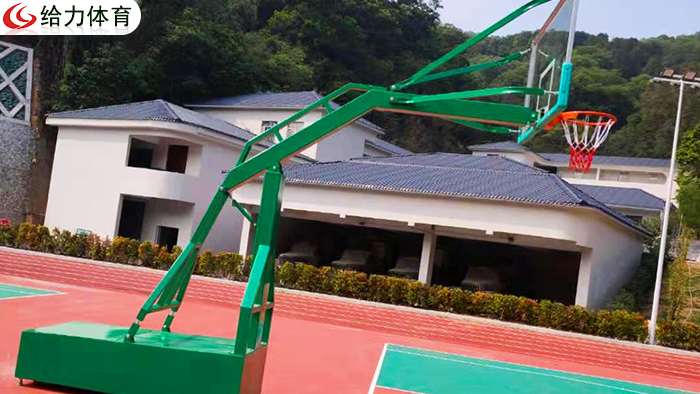 桂林移动篮球架