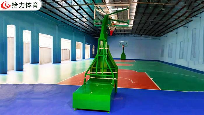 茂名移动篮球架价钱